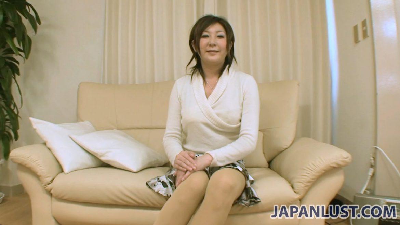 Amateur Japanese Cougar