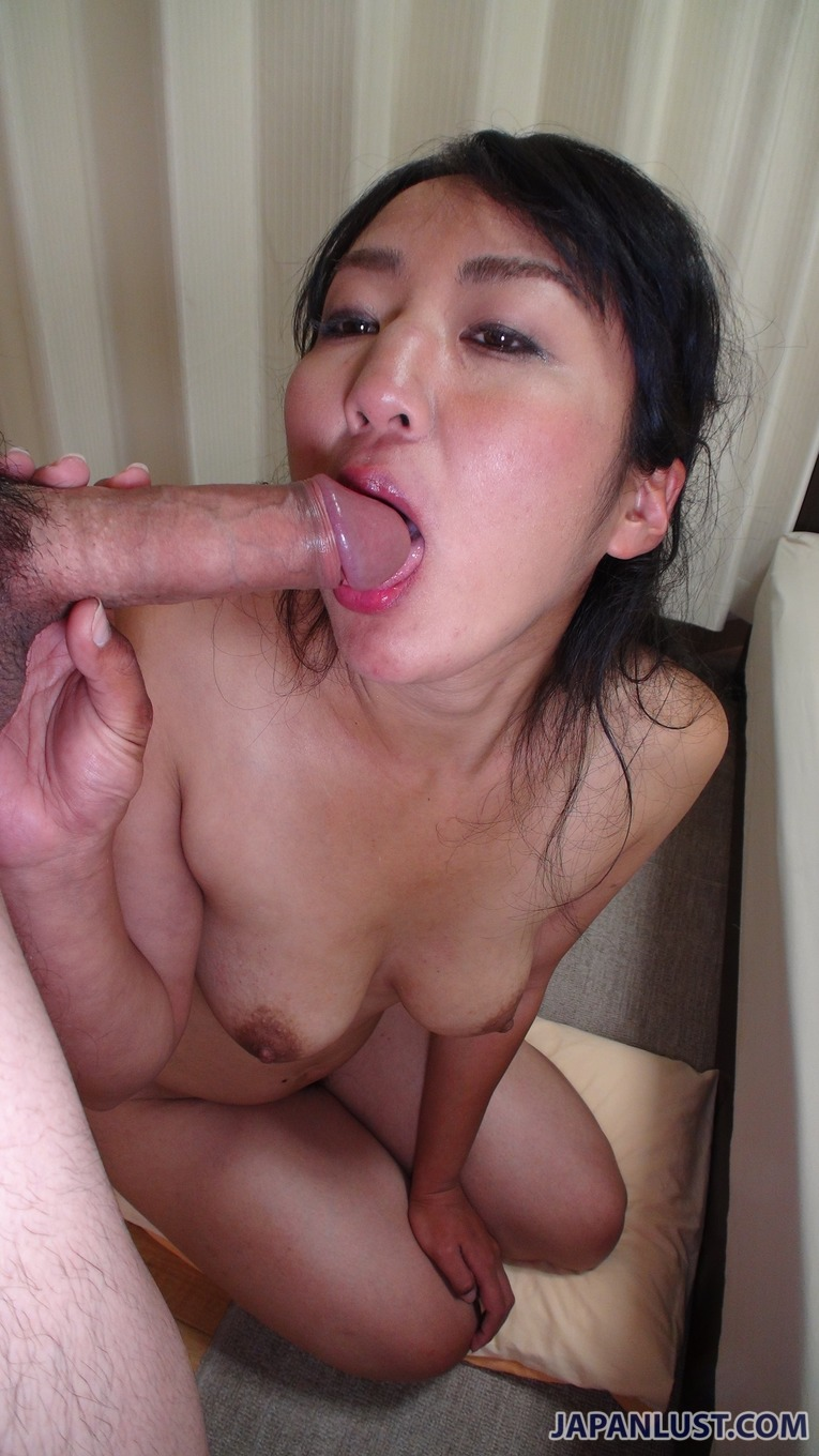 Japanese Wife Blowjob