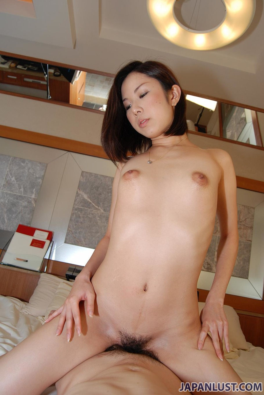 Enchanting Japanese MILF